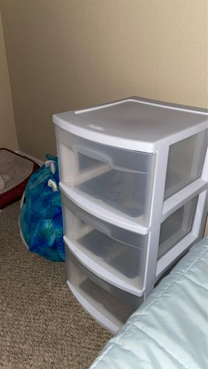 plastic drawers for Sale in San Diego, CA