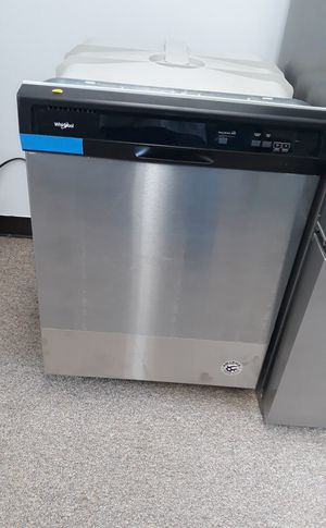 Stainless steel dishwasher brand new scratch and dent for Sale in Laurel, MD