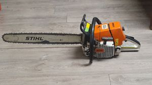 Stihl MS 460 gas powered chainsaw for Sale in Round Lake Heights, IL
