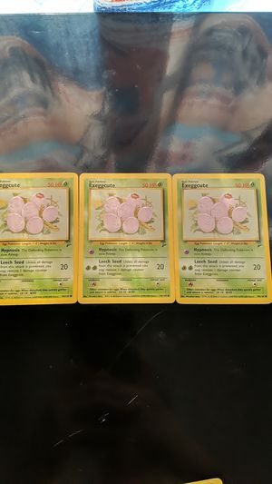 1995 exeggcute pokemon card for Sale in Hilliard, OH