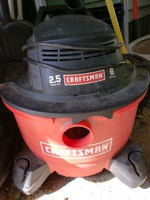 Craftsman Shop Vac for Sale in Mechanicsburg, PA