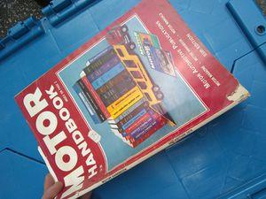 78' Motor Handbook for Sale in Milton, FL