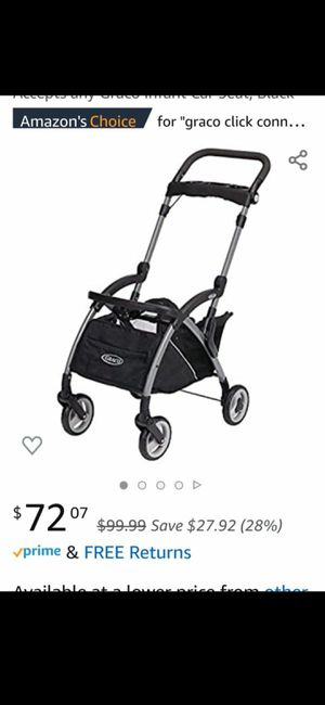 Graco car seat carrier stroller for Sale in Reedley, CA