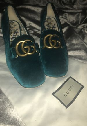 Women's suede GUCCI Shoes for Sale in San Jose, CA