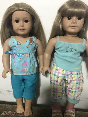 American Girl Dolls.$75 each for Sale in Salt Lake City, UT