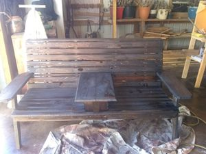 Wooden bench for Sale in Jonesboro, AR