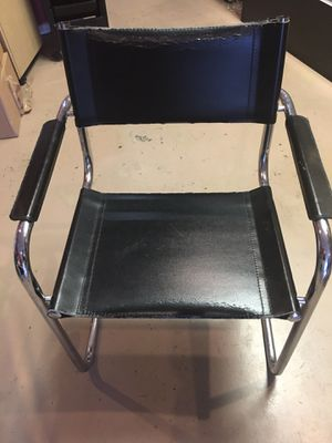 Black Chair for Sale in Richardson, TX