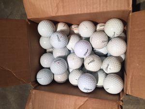 Titleist golf balls (50) for Sale in Tulsa, OK