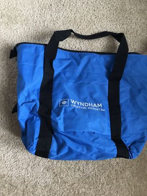 Wyndham Vacation Resorts Cooler Bag for Sale in Stafford, VA