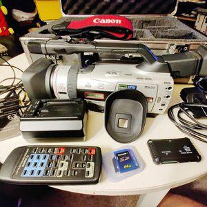 Canon GL2 Camcorder for Sale in Union City, CA