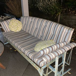 1930's Glider, Standing Porch Swing for Sale in Seattle, WA