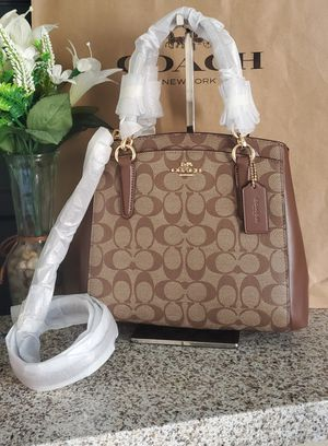 Coach purse with crossbody strap for Sale in Temecula, CA