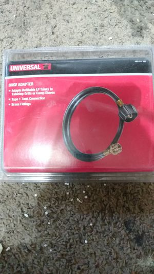 LP gas hose connector for Sale in Indianapolis, IN