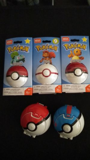 Pokemon Toys for Sale in Lincoln Acres, CA