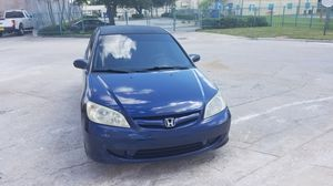 2005 Honda civic LX for Sale in Pembroke Pines, FL