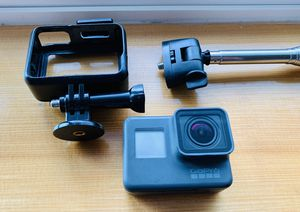 Used GoPro HERO 5 Black Camcorder Action 4K 12MP Ultra HD Camera Touch Screen for Sale in Federal Way, WA