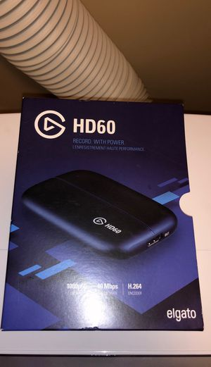 Elgato Game Capture HD60 for Sale in Queens, NY