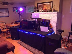 PROFFESIONAL DJ GEAR for Sale in Boonsboro, MD