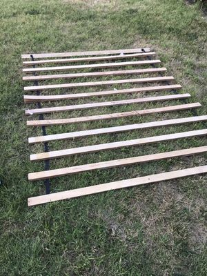 Wood slats used were from a bed 1.3/4 x 54 for Sale in Stockton, CA