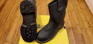 Dr Martens industrial boots size 9 for Men . for Sale in East Compton, CA