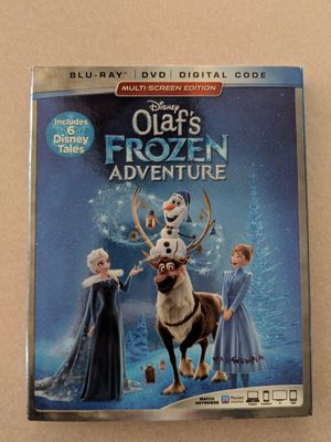Olafs frozen adventure for Sale in Thomasville, NC