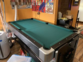 Double Sided Pool And Air Hockey Table for Sale in Washington,  DC