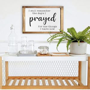 Brand new Rustic Farmhouse Decor For The Home Sign - Wall Decorations For Living Room, Modern Farmhouse Decor, Rustic Home Decor, Cute Room Decor Wit for Sale in Baltimore, MD
