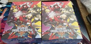 Blazblue Cross Tag Battle Collectors Edition Brand New Switch for Sale in Las Vegas, NV