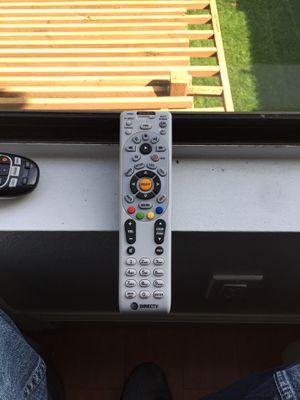 DirecTV remote for Sale in Diamond Bar, CA