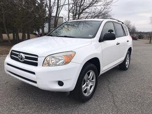 2007 Toyota rav4 LOW MILES for Sale in Fredericksburg, VA