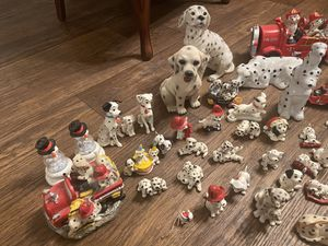 Dalmatian Antique Glass Collection for Sale in Duncan, SC