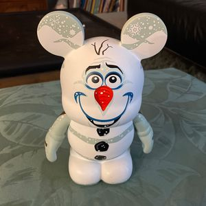 Disney Frozen Olaf Vinylmation Figurine for Sale in Kissimmee, FL