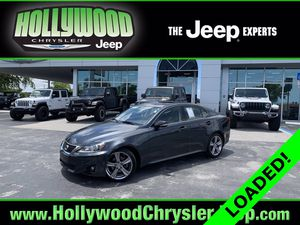 2011 Lexus IS 250 for Sale in Hollywood, FL