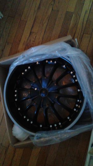 "18"" black rims for Sale in Parma Heights, OH"