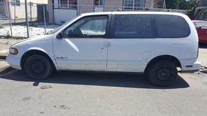 FOR PARTS 1995 Nissan Quest XE for Sale in Hayward, CA