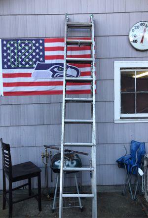 20 ft Werner ladder for Sale in Tacoma, WA