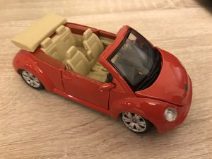 DieCast 1/25 scale vw convertible car for Sale in Kirkland, WA