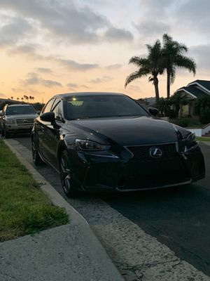 Lexus IS 350 F sport for Sale in San Pedro, CA