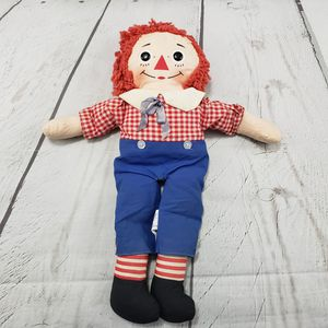 """Vintage Raggedy Andy Doll Johnny Gruelle's Own Knickerbocker Made In Hong Kong15"""" Vintage for Sale in Los Angeles, CA"""