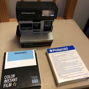 Polaroid Sun 600 for Sale in Murrieta, CA