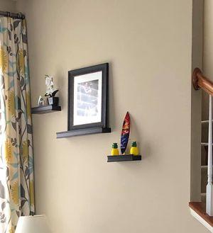 Allen + Roth shelves - 3 piece for Sale in Gainesville, VA