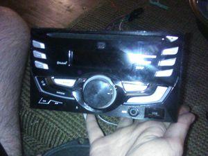 Dual BT car radio for Sale in Portland, OR