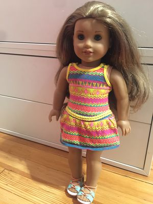 American Girl Doll LEA CLARK Girl of the Year 2016 for Sale in New Britain, CT