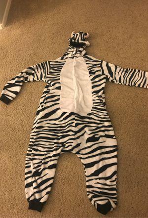 Girls XL or Women's XS zebra costume for Sale in Gilbert, AZ