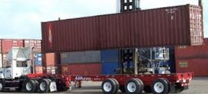 Used Containers- 40' High Cube Steel Storage for Sale in Santa Barbara, CA