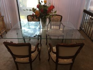 Louis XVI Antique Dining Set for Sale in Mount Rainier, MD