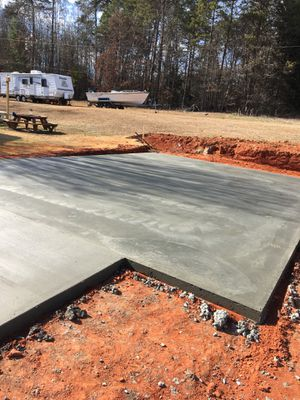 Weeks concrete for Sale in Central, SC