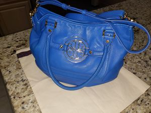 Tory Burch Amanda Blue Hobo for Sale in Scottsdale, AZ