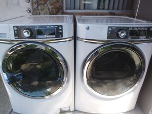 Gas washer and dryer set ge PROFILE for Sale in Miami, FL