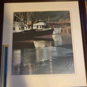 """Adele F. Lloyd - Print At Matting Edges Measures In At 18.5"""" H for Sale in Seattle, WA"""